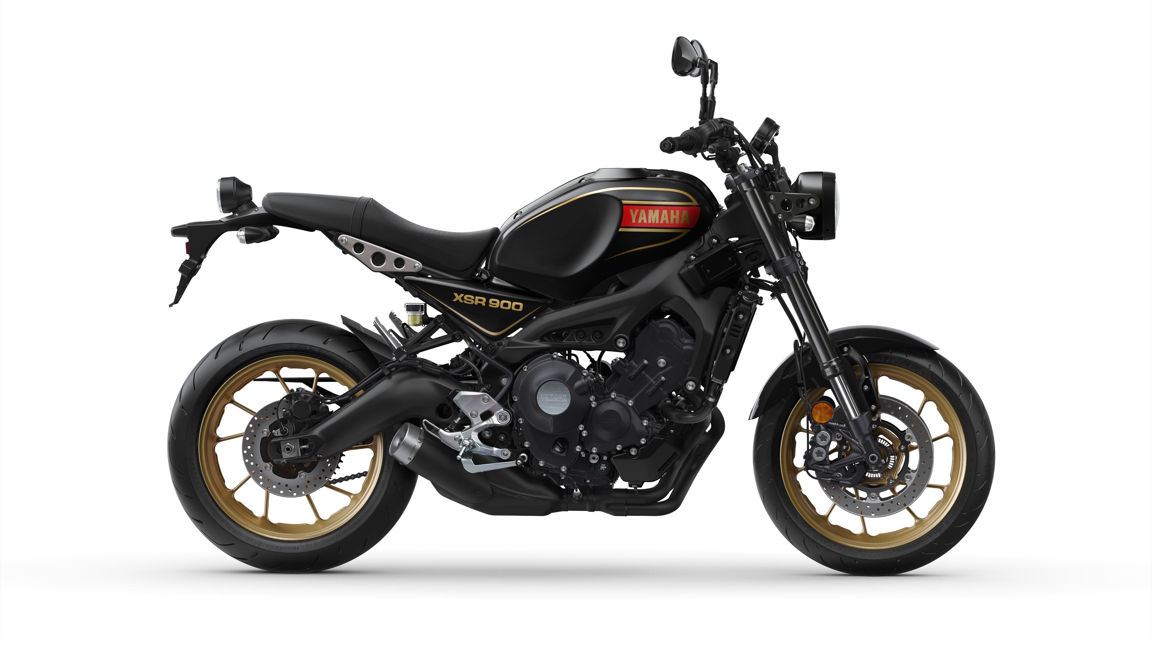 Yamaha XSR900 Sport Heritage