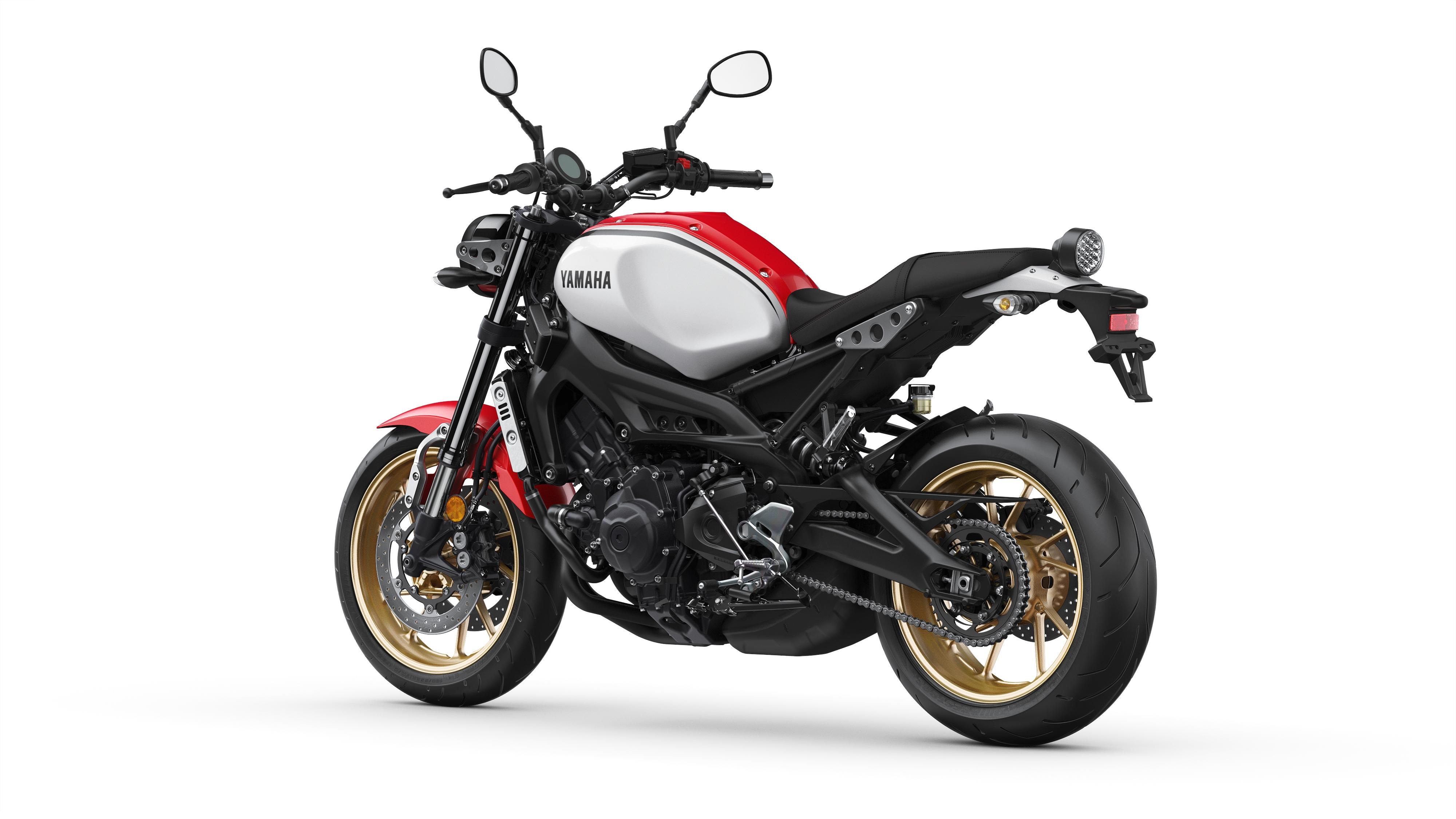 Yamaha XSR900 model 2020