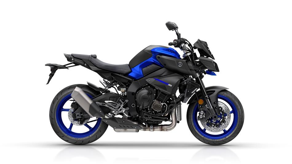 Yamaha MT-10 ABS nu bestellen