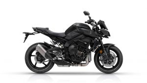 Yamaha MT-10 ABS tech black