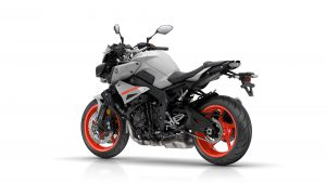 Yamaha MT-10 ABS - Ice Fluo