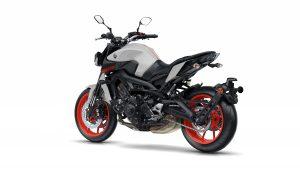 Yamaha MT-09 2019 - MotorCentrumWest