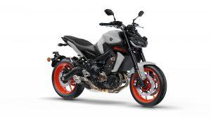 Yamaha MT-09 - MotorCentrumWest