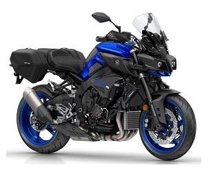 Yamaha MT-10 huren MotorCentrumWest