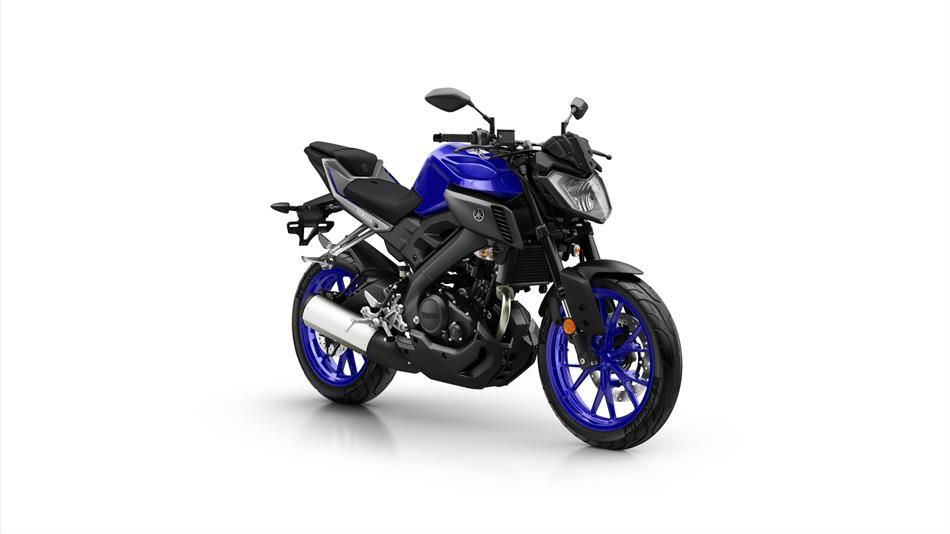 Yamaha MT-125 ABS huren | MotorCentrumWest