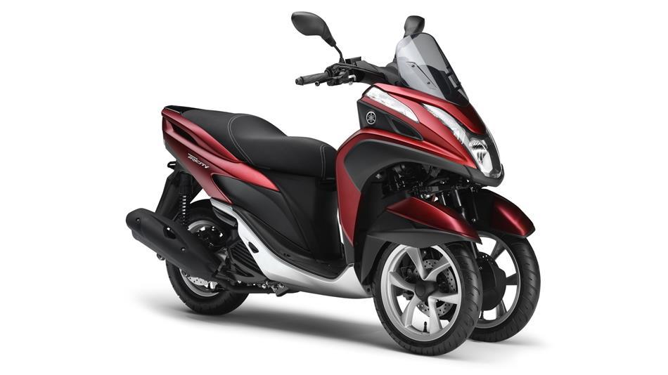 Yamaha Tricity 125 ABS