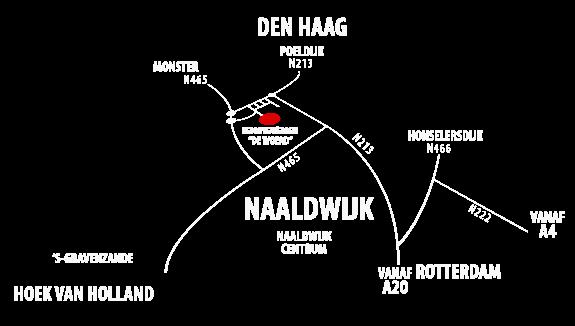 Routebeschrijving MotorCentrumWest
