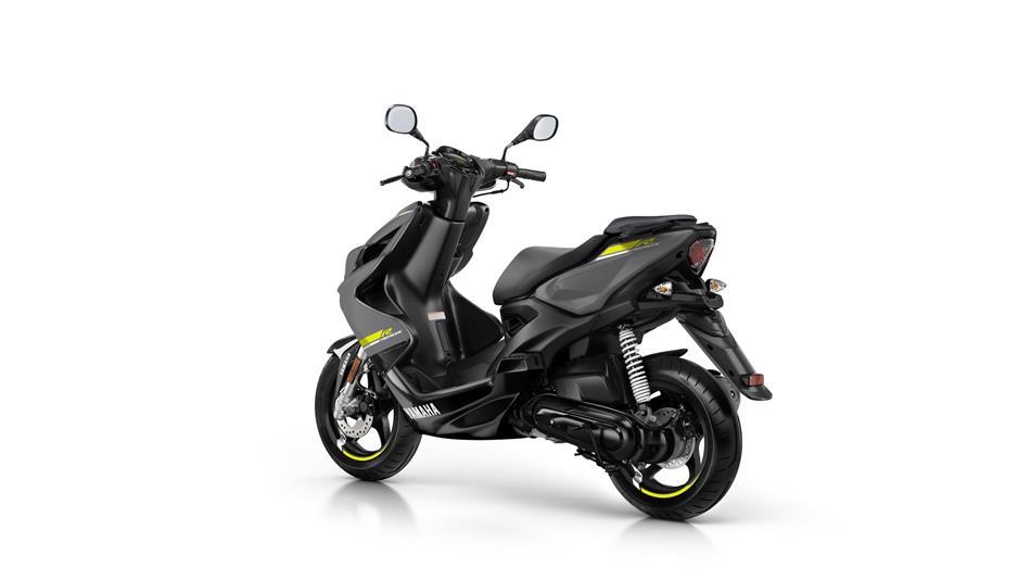 Yamaha Aerox 4T 2018