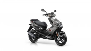 Yamaha Aerox 4 scooter
