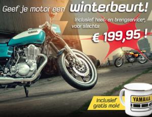 Winterbeurt voor 199,95! | MotorCentrumWest