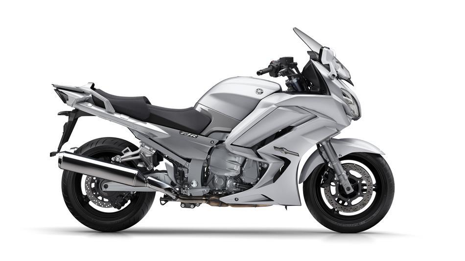 Yamaha FJR1300A zilver