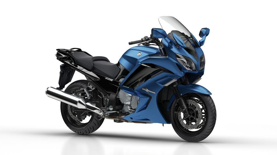 Yamaha FJR1300A phantom blue 2018
