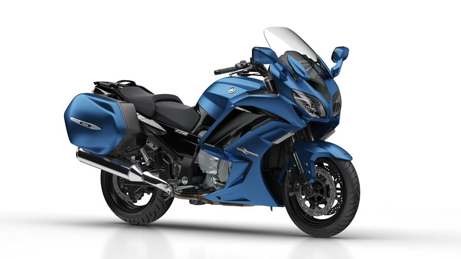 Yamaha FJR1300AE Phantom Blue