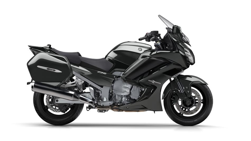Yamaha FJR1300AS donkergrijs | MotorCentrumWest