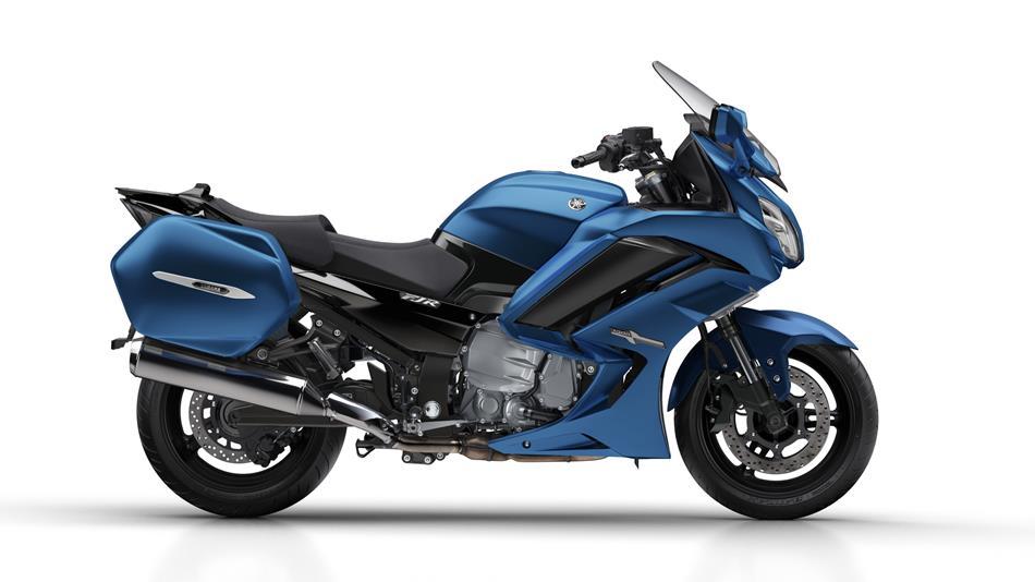 Yamaha FJR1300AS blauw bestellen