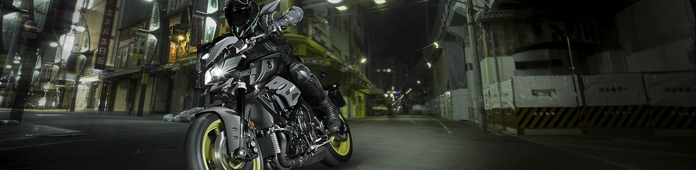Yamaha MT-10 | Hyper Naked | MotorCentrumWest