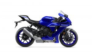 Yamaha YZF-R1 model 2020