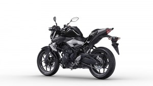 Yamaha MT-03 ABS Tech Black