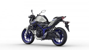 Yamaha MT-03 ABS model 2016
