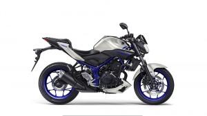 Yamaha MT-03 ABS blauw bestellen