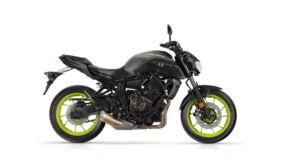 Yamaha MT-07 ABS nu kopen