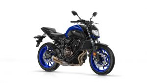 Yamaha MT-07 ABS Yamaha Blue