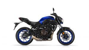 Yamaha MT-07 ABS zuid holland