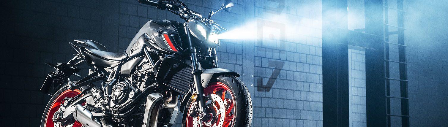Yamaha MT-07 | MotorCentrumWest