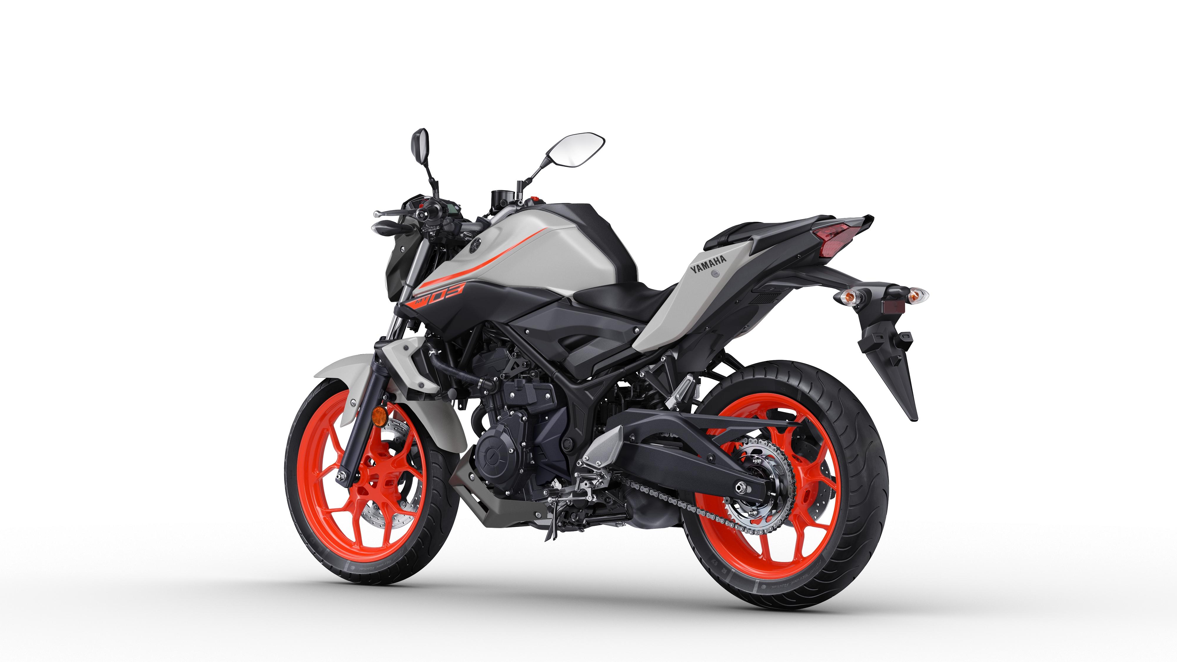 סנסציוני Yamaha MT-03 ABS   MotorCentrumWest XG-54
