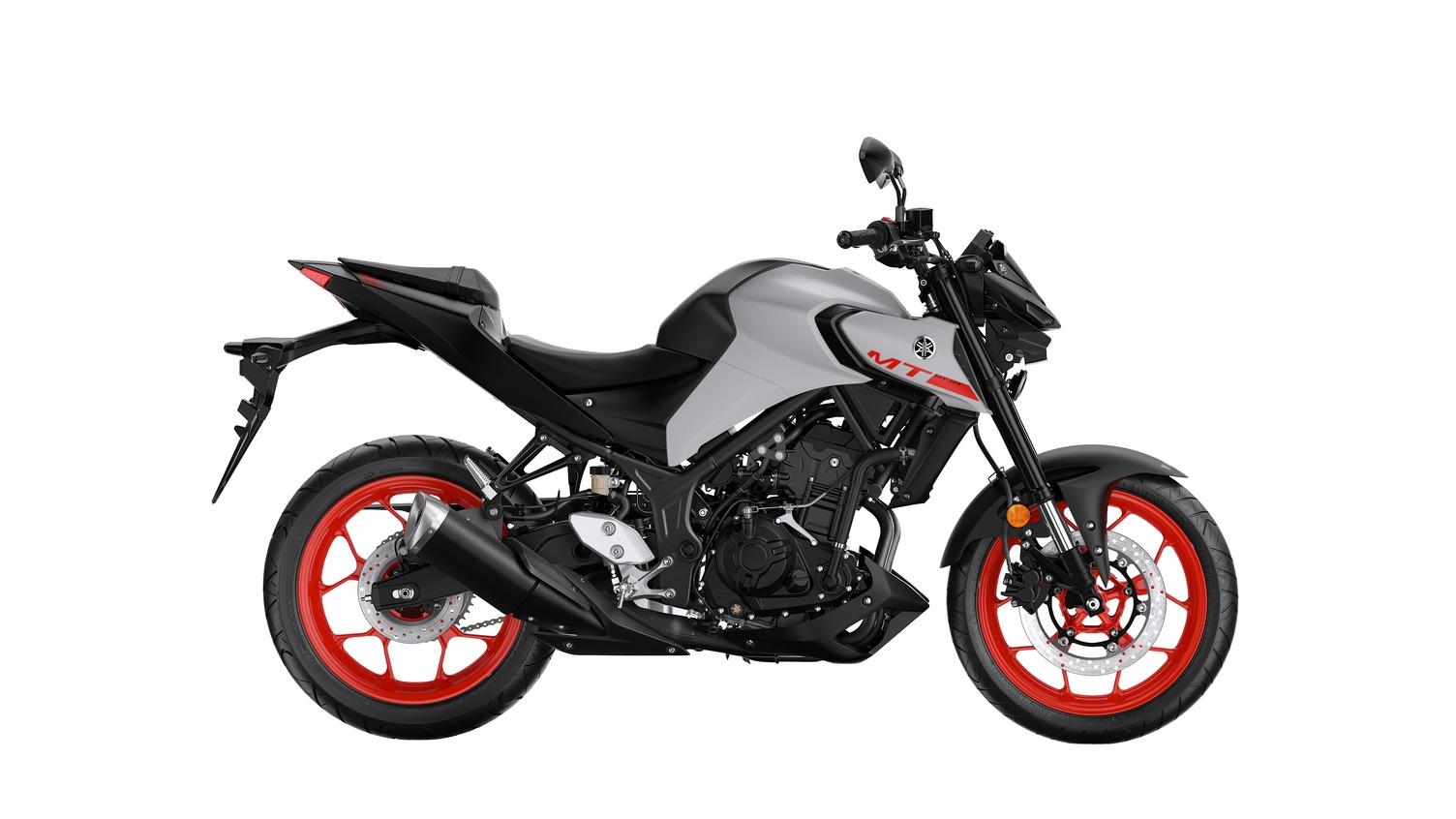 Yamaha MT-03 model 2020