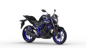 Yamaha MT-03 Yamaha Blue kopen