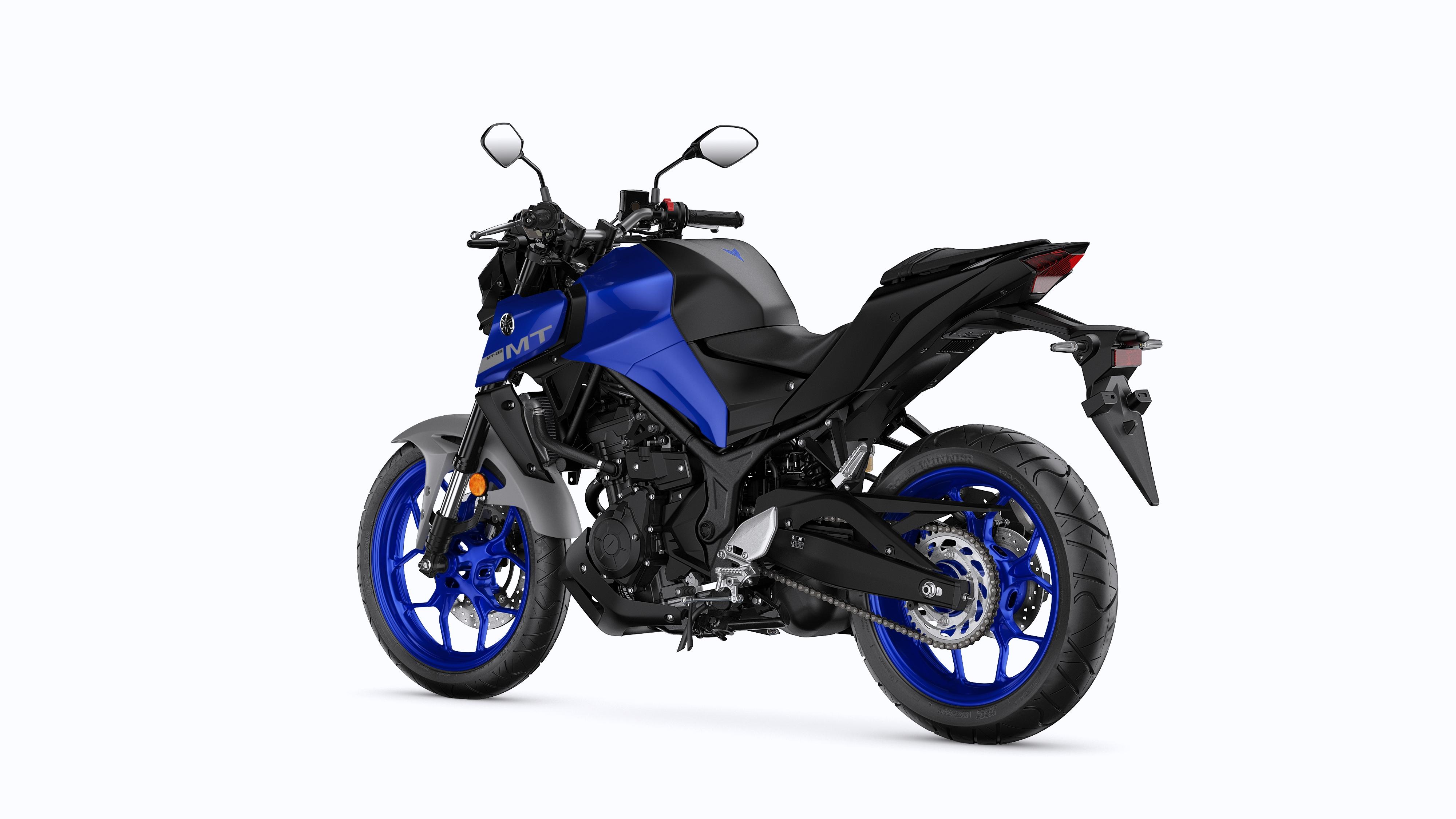 Yamaha MT-03 nu bestellen