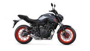 Yamaha MT-07 2021 bestellen
