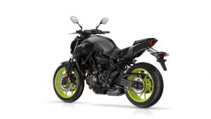 Yamaha MT-07 ABS model 2018