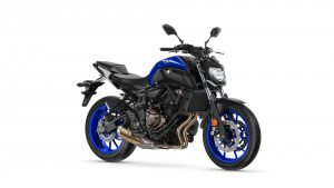 Yamaha MT-07 model 2020