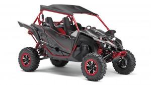Yamaha YXZ1000R / SE zwart