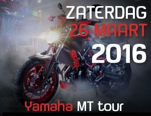 Yamaha MT Tour 2016 | MotorCentrumWest