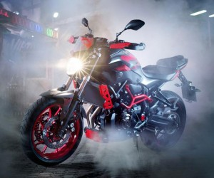 Yamaha MT Tour bij Motor Centrum West