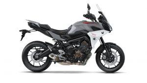 Yamaha Tracer 900 grijs
