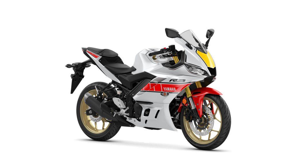 Yamaha R3 60th Anniversary | MotorCentrumWest