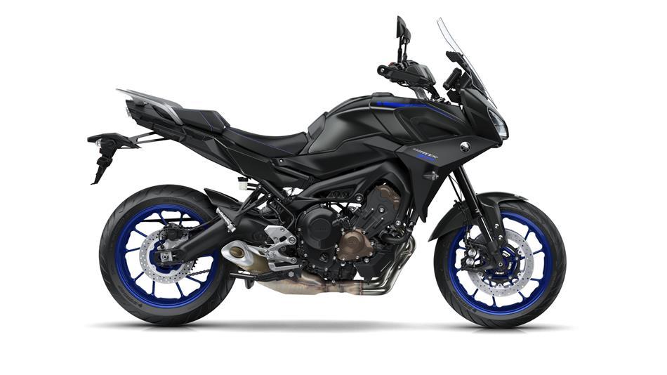 Yamaha Tracer 900 zwart kopen