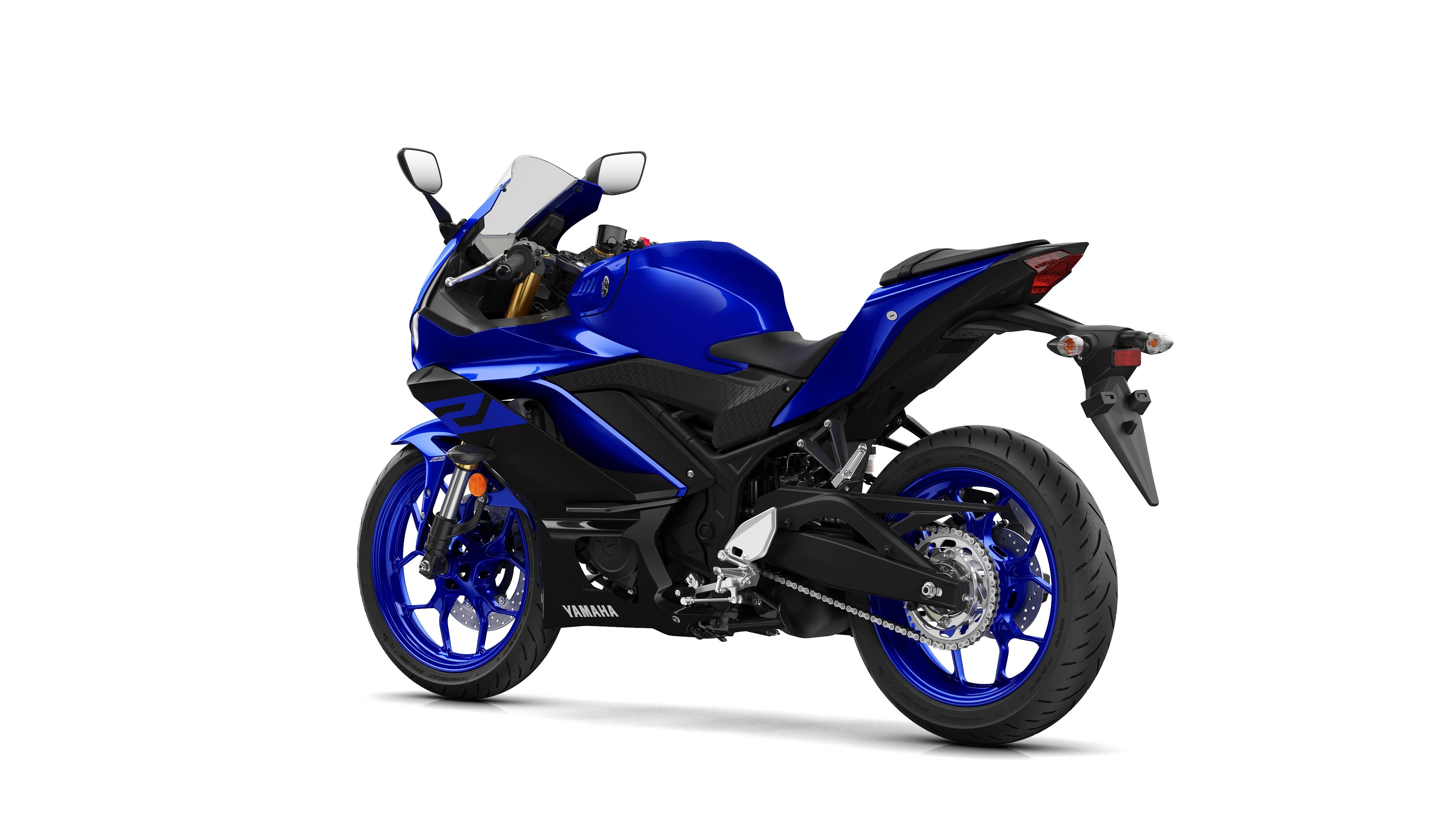 Yamaha YZF-R3 bestellen