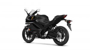 Yamaha YZF-R3 model 2019