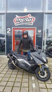 aflevering-motorscooter-john-mcw-naaldwijk