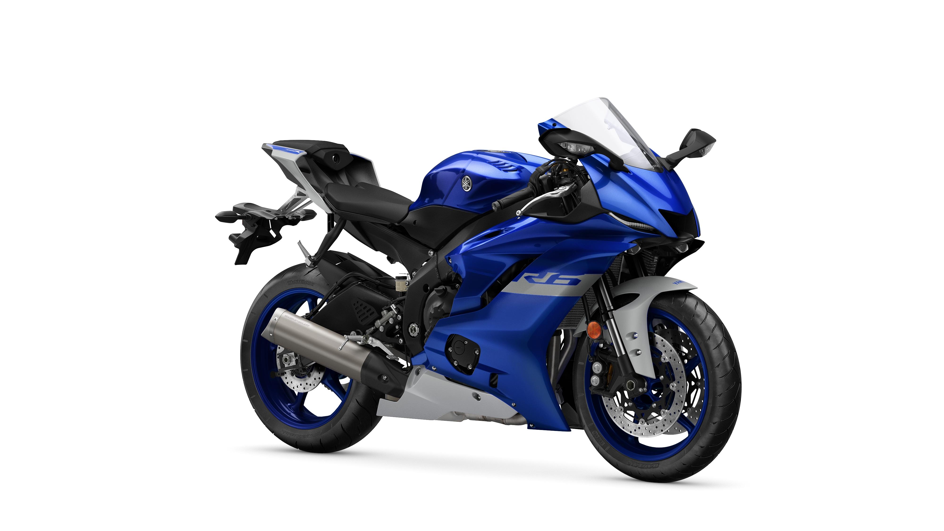 Yamaha YZF-R6 model 2020