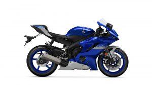 Yamaha YZF-R6 Icon Blue