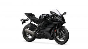 Yamaha YZF-R6 Tech Black