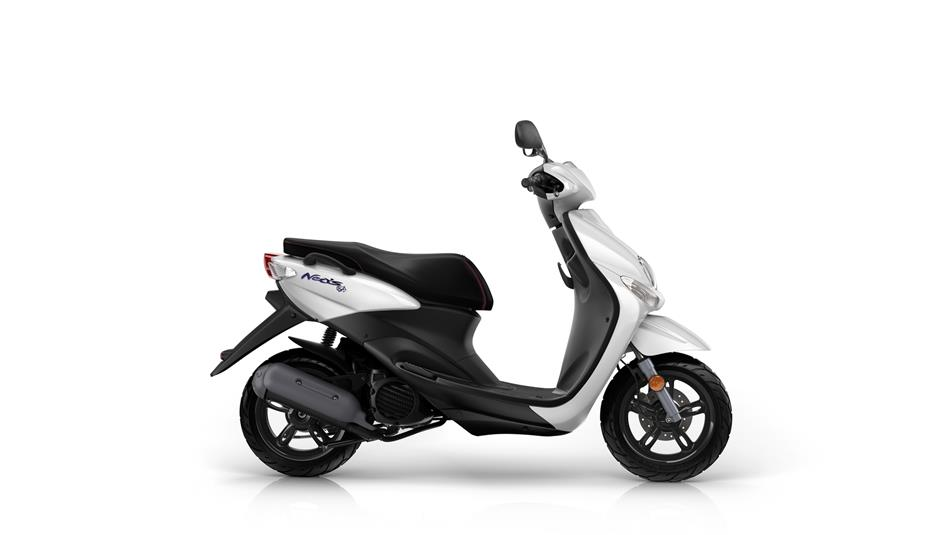 Yamaha Neo's competition white