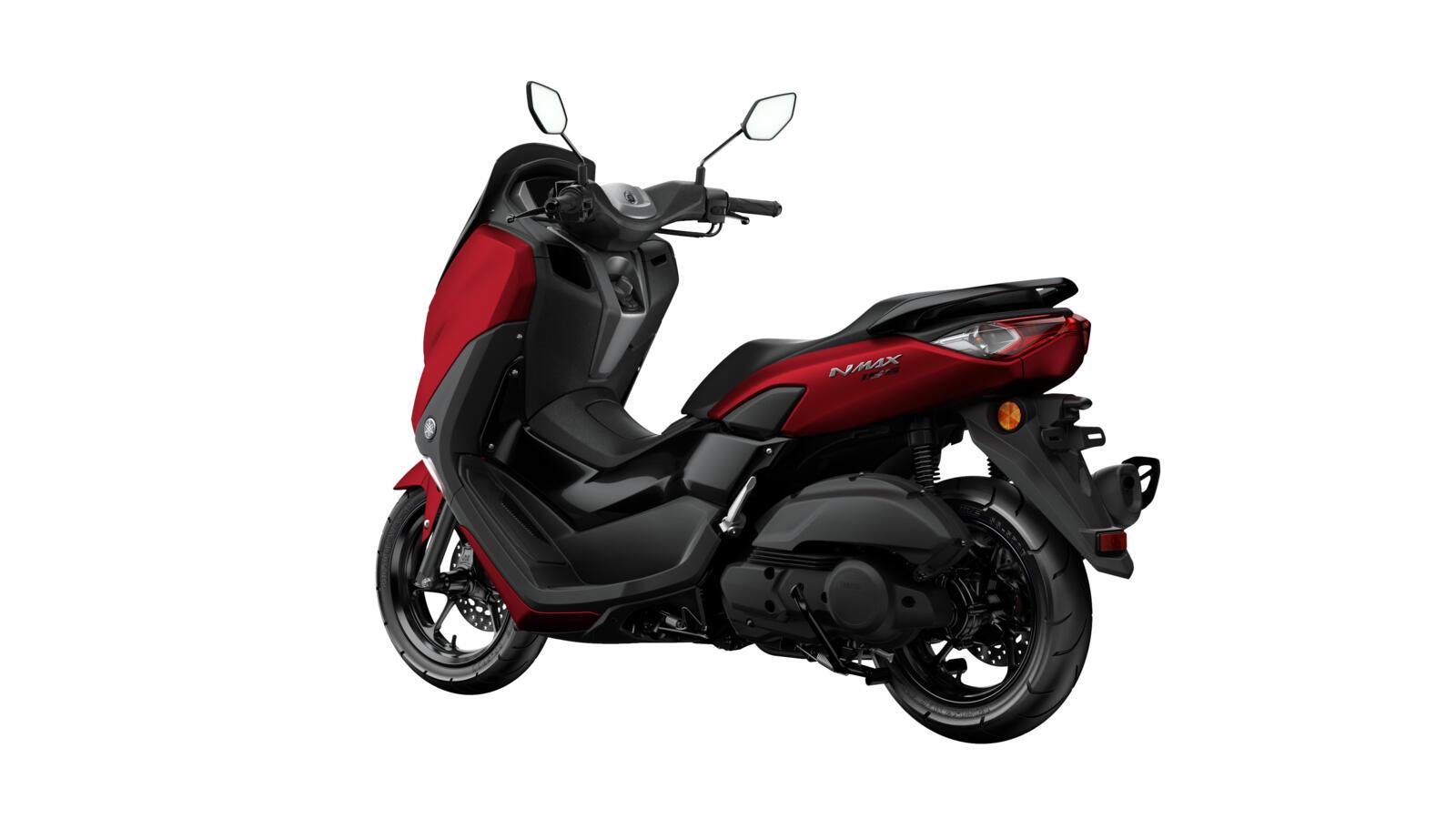 Yamaha NMAX 155 rood
