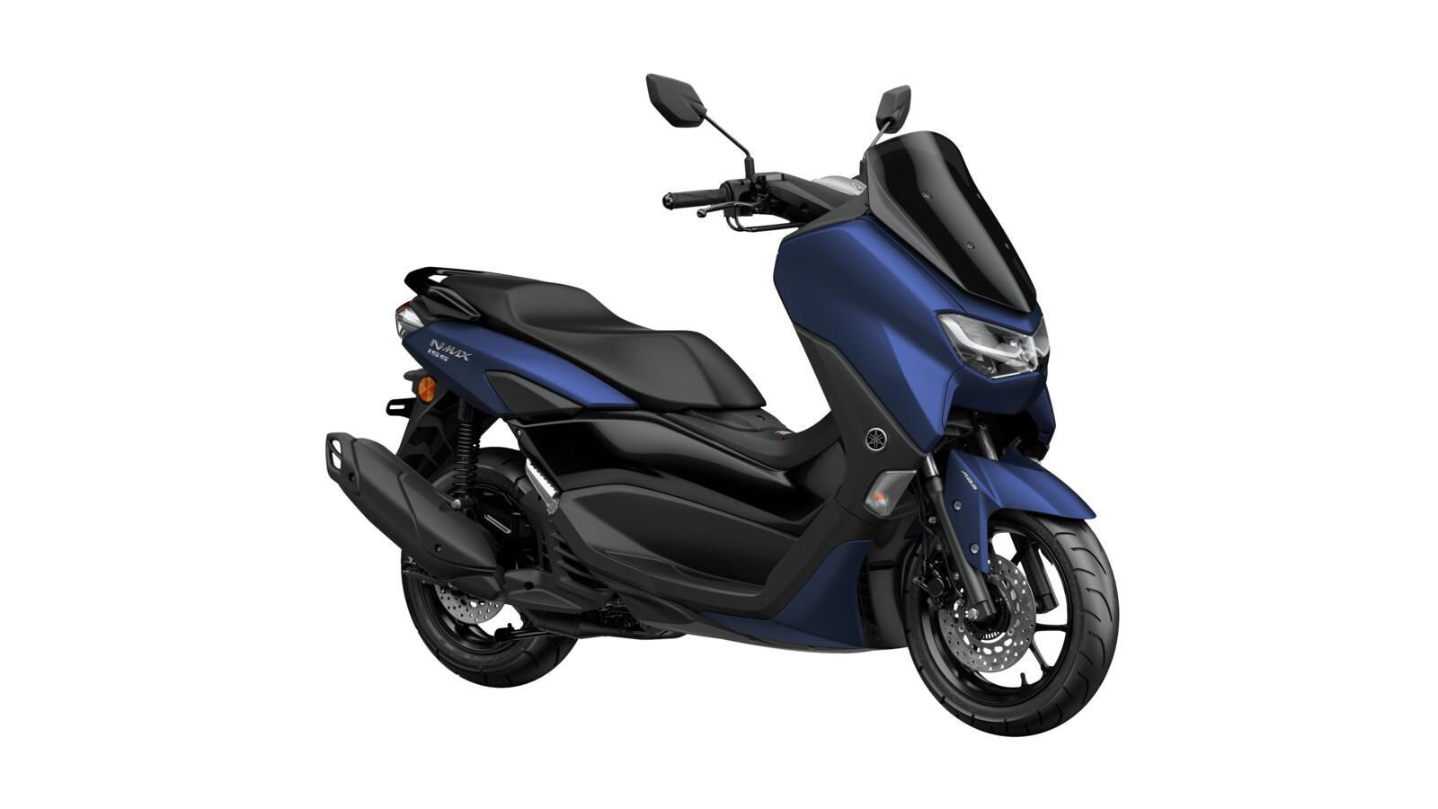 Yamaha NMAX 155 | MotorCentrumWest